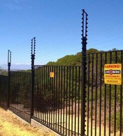 LIVE WIRE Electric Fencing