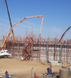 Mofomo Construction (PTY) Ltd